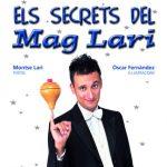 """Portada del llibre """"Els secrets del Mag Lari"""""""